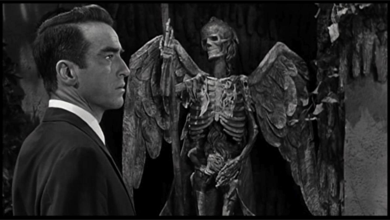 A csontváz megjelenése Mankiewicz filmjében